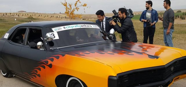 CITY RALLY ANKARA …